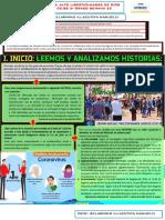 DPCC  CONVIVE Y PARTICIPA DEMOCRATICAMENTE 5ª GRADO SEM 22