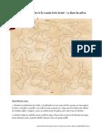 Naheulbeuk Carte de la partie Est de la Grande Forêt du Sud