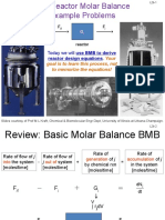 L2b Reactor mole balance example problems.pptx