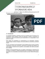 TEMA _ EL MÉTODO BIOGRÁFICO O HISTORIAS DE VIDA_bc476692fb47c9a4c3827621a7c778dc.pdf