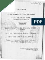 tec proy test grafico para psicodiagnostico Thelma A Hernandes Catalan familia figura humana arbol.pdf