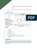 Fluoreno Ecured