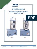 Tamizadora Manual_SS-15_8in-Sieve-Shaker
