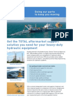 DTA - Hydraulic Parts and Solutions