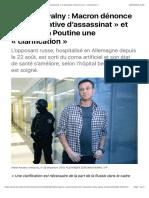 Affaire Navalny