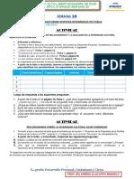 DPCC LA IDENTIDAD DESDE NUESTRA DIVERSIDAD CULTURAL 5ª GRADO SEM 20