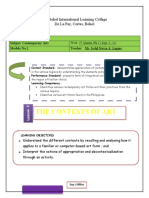 Contemporary Arts Module 2.docx
