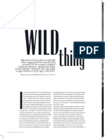 Wild Thing - Marie Claire