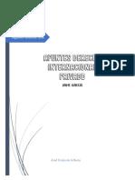 Apuntes Derecho Internacional Privado - Jaime García (1)