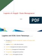 Lecture 20 Logistics & supply chain management.pptx