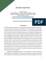 Dr+Julie+Dickson+Descriptive+Legal+Theory+2017+AAM+FOR+DEPOSIT