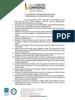 SDEC - Resumen Protocolos Bioseguridad Restaurantes y Establecimientos de Cómidas