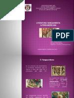 9. Vanguardias latinoamericanas