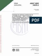ABNT NBR 16655-2 - Climatização residencial