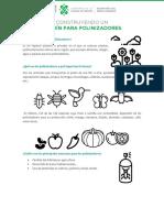 Manual Para Jardines Polinizadores