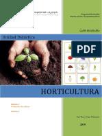Guia de estudios-Semana 2 - cultivares de hortalizas