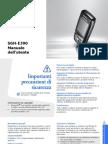 Manuale utente SGH E390
