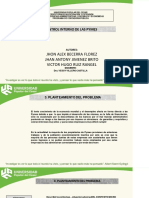 SUSTENTACION DEL II PARCIAL DE METODOLOGIA I