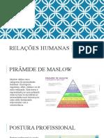 Relações Humanas (1)