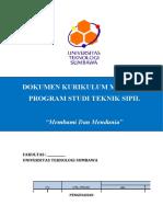 Draf Dokumen KURIKULUM TEKNIK SIPIL_HERMAN_POIN 1, 4 dan 5.docx