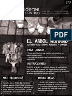 ParalideresContigo - Arbol Humano - 2 de 3