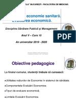 C 15 - Elemente de economie sanitară. Evaluare economică.pdf
