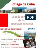 Santiago de cuba 2016 .ppt
