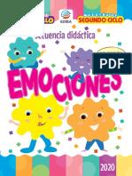 secuencia didáctica emociones