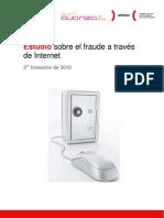 Estudio sobre el fraude a través de Internet (3er trimestre de 2010)