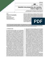 NTP 1031 Gestión de Proyecto Marco Lógico.pdf