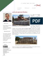 Muros de gaviones flexibles – El blog de Víctor Yepes