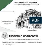 Propiedad Horizontal Licda. Lourdes Guerra