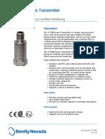 177230 Seismic Transmitter Datasheet - 177232