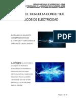 006TALLER CONSULTA DE ELECTRICIDAD