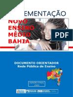 Documento Orientador  Novo Ensino Médio na Bahia  Versão Final Lido I.pdf