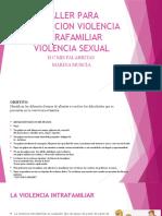 DIAPOSITIVAS VIOLECIA INTRAFAMILIAR VIOLENCIA SEXUAL