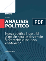 Lectura 3 nueva política industrial