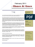 A Glance at Grace February 2011