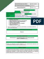 PRACTICA 1 PREPARACION Y ESTANDARIZACION HCl