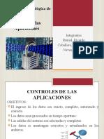 controles de las aplicaciones