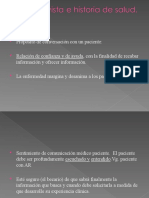 Entrevista e historia de salud..ppt