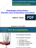 Emballages Alimentaires