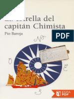 La Estrella del Capitan Chimista - Pío Baroja