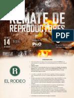 Catálogo Reproductores Braford 2020