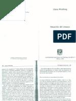 Weinberg, Liliana (2006) «Para una propuesta de caracterización del ensayo»