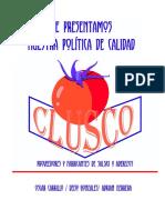 CLUSCO EDITABLE f2