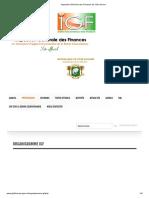 Inspection Générale des Finances de Côte d'Ivoire