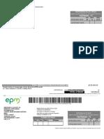 Pago parcial contrato EPM 401372
