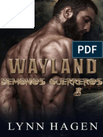 Lynn Hagen - Serie Demonios Guerreros - 08. Wayland