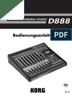 KORG_D888_Handbuch